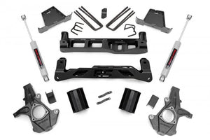 Open image in slideshow, 7.5IN GM SUSPENSION LIFT KIT (07-13 1500 PU 2WD)