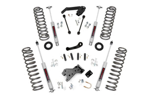 Open image in slideshow, 4IN JEEP SUSPENSION LIFT KIT (07-18 WRANGLER JK UNLIMITED)