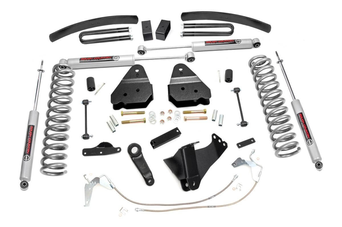 6in Ford Suspension Lift Kit (Diesel)