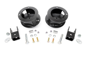 Open image in slideshow, 2.5IN DODGE LEVELING LIFT KIT (14-18 RAM 2500 | 13-18 RAM 3500 4WD)