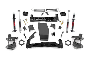 5IN GM SUSPENSION LIFT | KNUCKLE KIT (14-17 1500 PU 4WD)