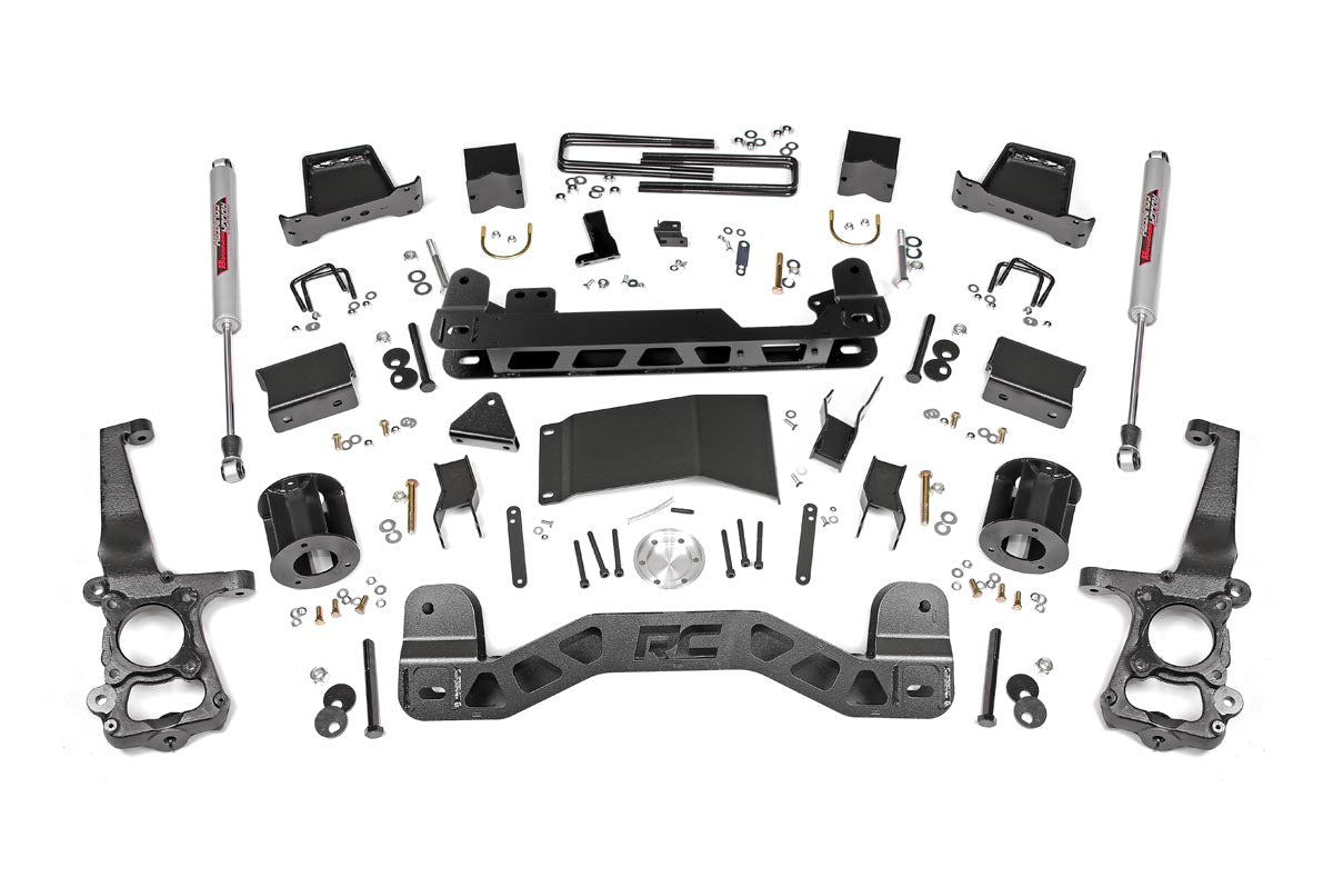 5IN FORD SUSPENSION LIFT KIT (15-18 F-150 4WD)