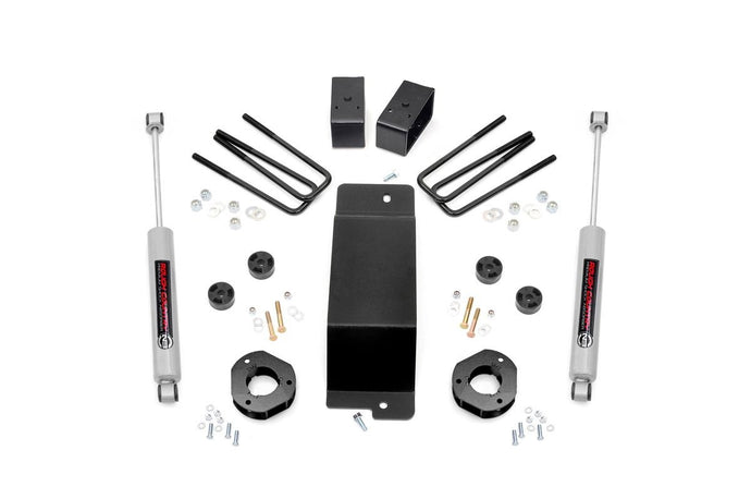 3.5IN GM SUSPENSION LIFT KIT (07-16 1500 PU 4WD)