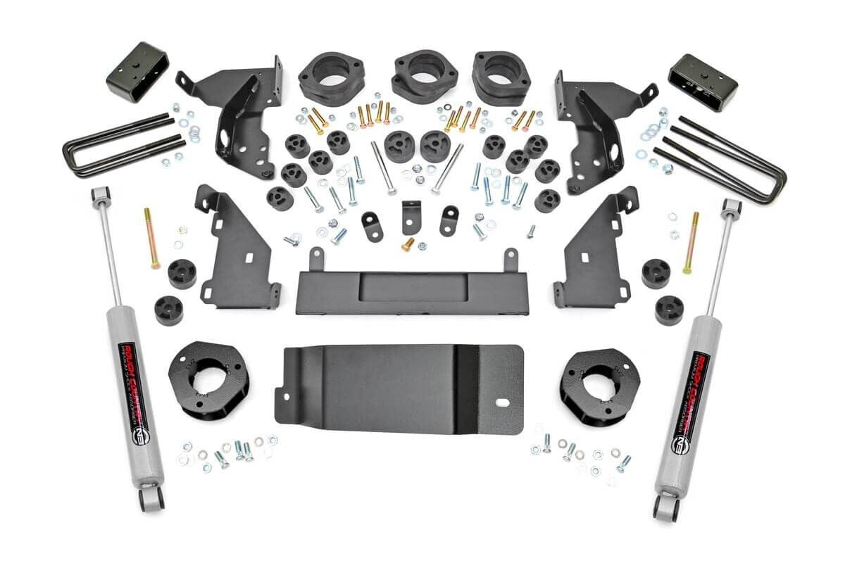 4.75IN GM COMBO LIFT KIT (14-15 1500 PU 4WD)
