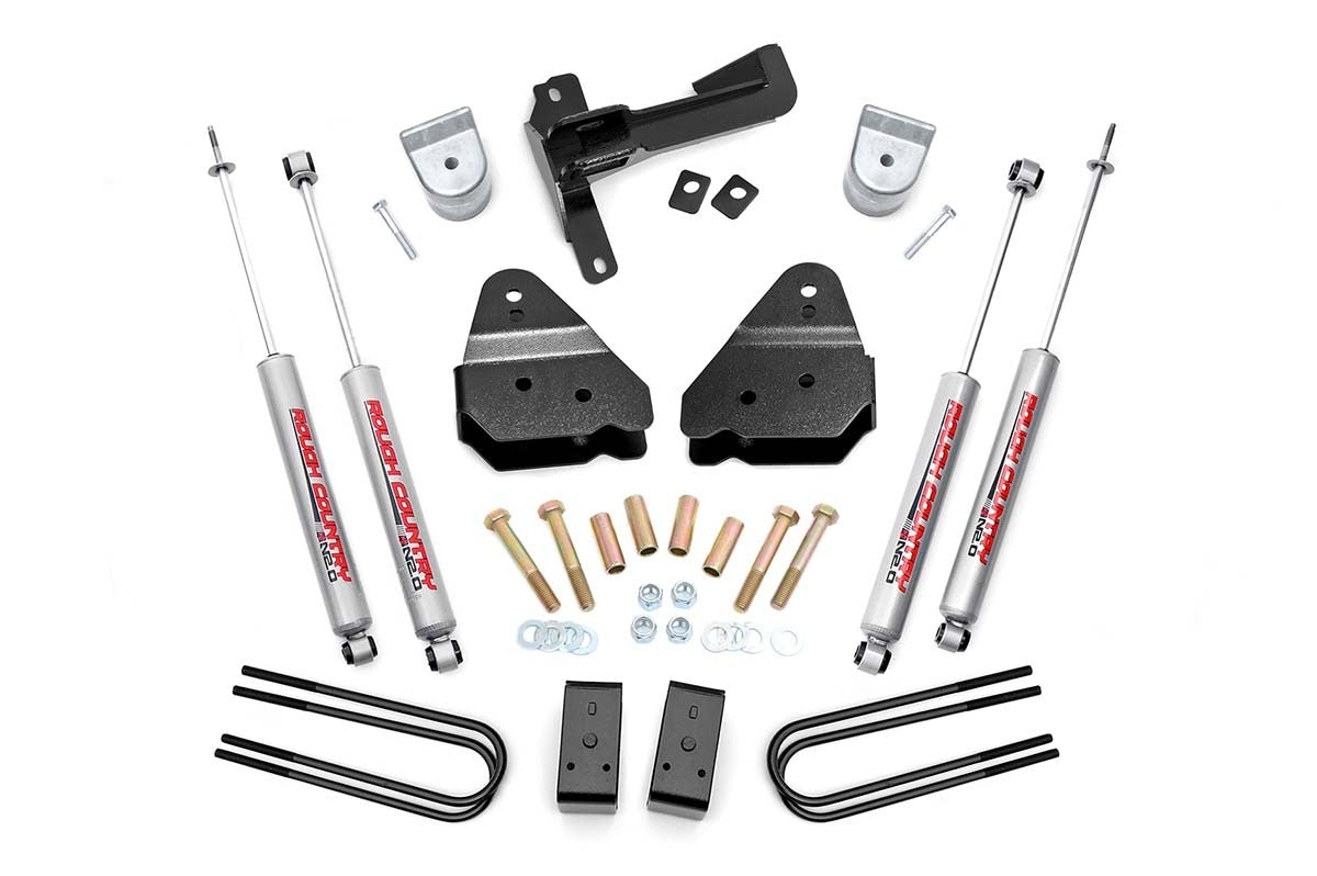3IN FORD SUSPENSION LIFT KIT (17-18 F-250 4WD)