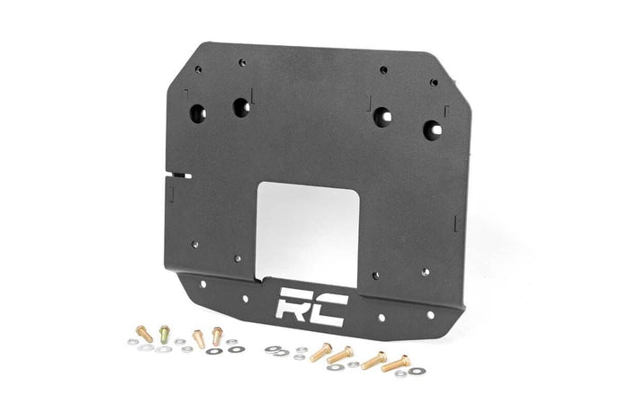 JEEP SPARE TIRE RELOCATION BRACKET (2018 WRANGLER JL