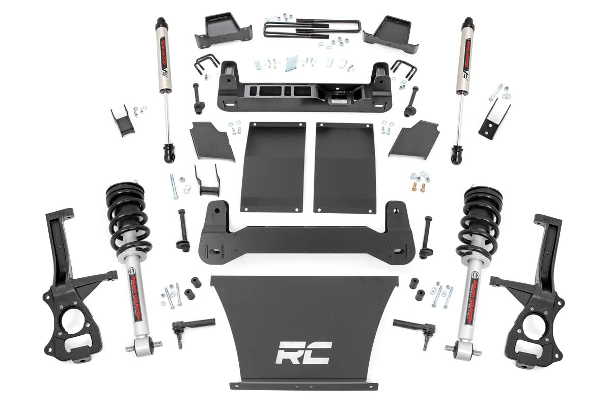 6in Suspension Lift Kit | N3 Struts (19-21 GMC 1500 PU 4WD/2WD)