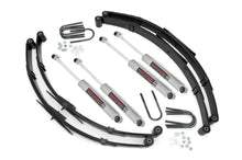 4IN TOYOTA SUSPENSION LIFT SYSTE
