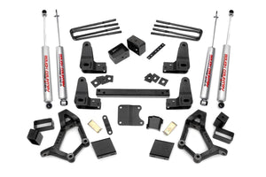 4-5IN TOYOTA SUSPENSION LIFT KIT (STD/EXT CAB)