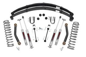 4.5IN JEEP SUSPENSION LIFT SYSTEM