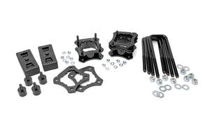 Open image in slideshow, 2.5-3IN TOYOTA LEVELING LIFT KIT (07-18 TUNDRA 2WD)