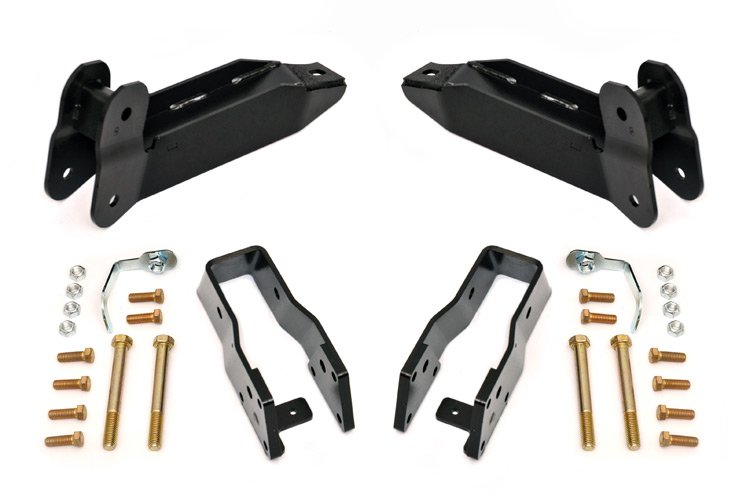 Control Arm Drop/Relocation Kit for 5-inch Lifts