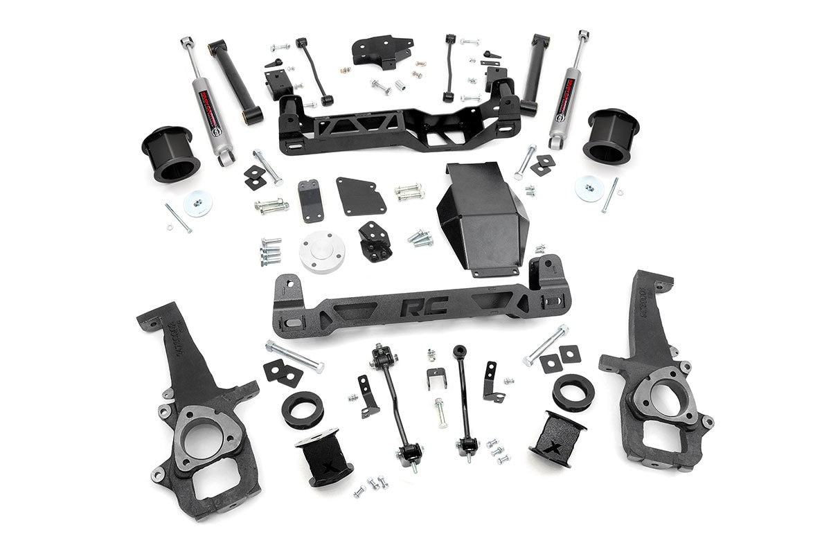 6IN DODGE SUSPENSION LIFT KIT (12-17 RAM 1500 4WD)