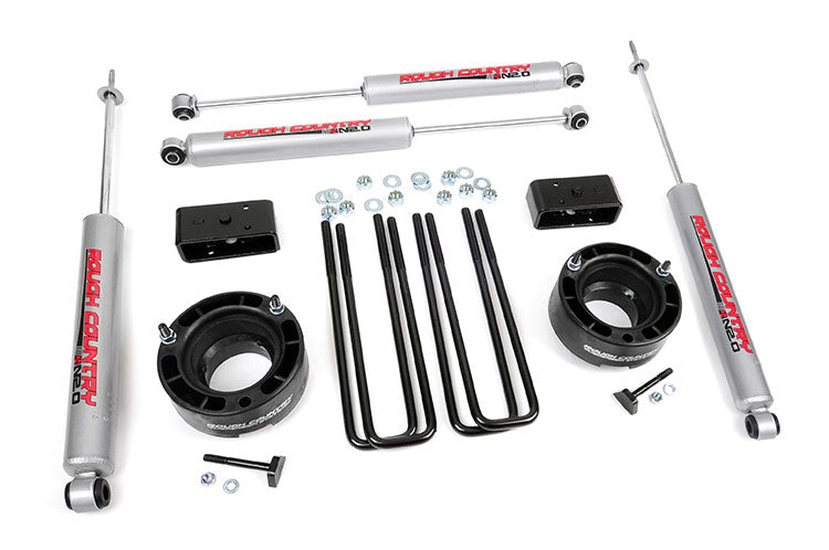 2.5IN DODGE LEVELING LIFT KIT (94-01 RAM 1500 4WD)