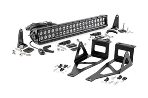 FORD 20IN LED BUMPER KIT (05-07 F-250/350)