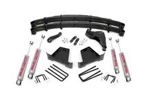 5IN FORD SUSPENSION LIFT KIT (00-05 EXCURSION 4WD)