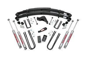 Open image in slideshow, 6IN FORD SUSPENSION LIFT KIT