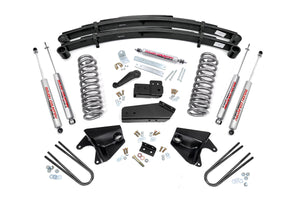 4IN FORD SUSPENSION LIFT SYSTEM