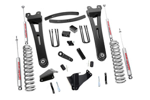 Open image in slideshow, 6IN FORD SUSPENSION LIFT KIT | RADIUS ARMS (05-07 F-250/350 4WD)
