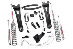 6IN FORD SUSPENSION LIFT KIT | RADIUS ARMS (08-10 F-250/350 4WD)