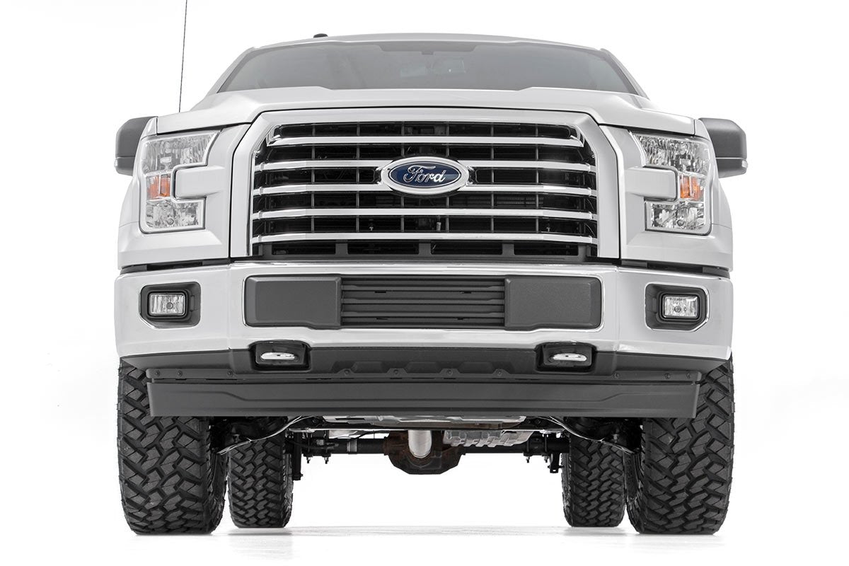 3in Ford Bolt-On Arm Lift Kit w/ Vertex and V2 (14-20 F-150 4WD)