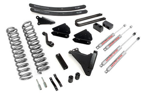 Open image in slideshow, 6IN FORD SUSPENSION LIFT KIT (05-07 F-350 4WD)