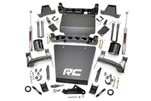7IN GM SUSPENSION LIFT | BRACKET KIT (14-18 1500 PU 4WD)