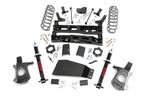 7.5IN GM SUSPENSION LIFT KIT (07-13 AVALANCHE)