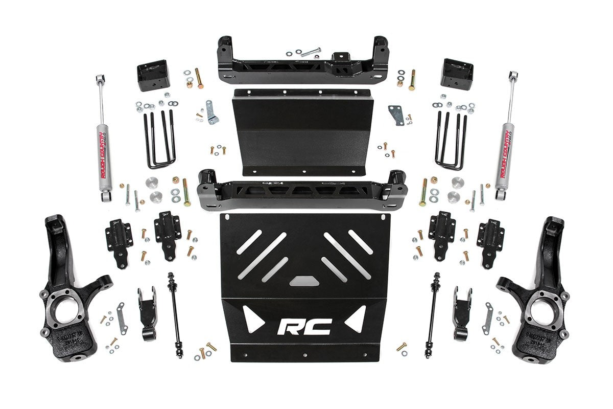 4IN GM SUSPENSION LIFT KIT (15-18 CANYON/COLORADO 2WD)
