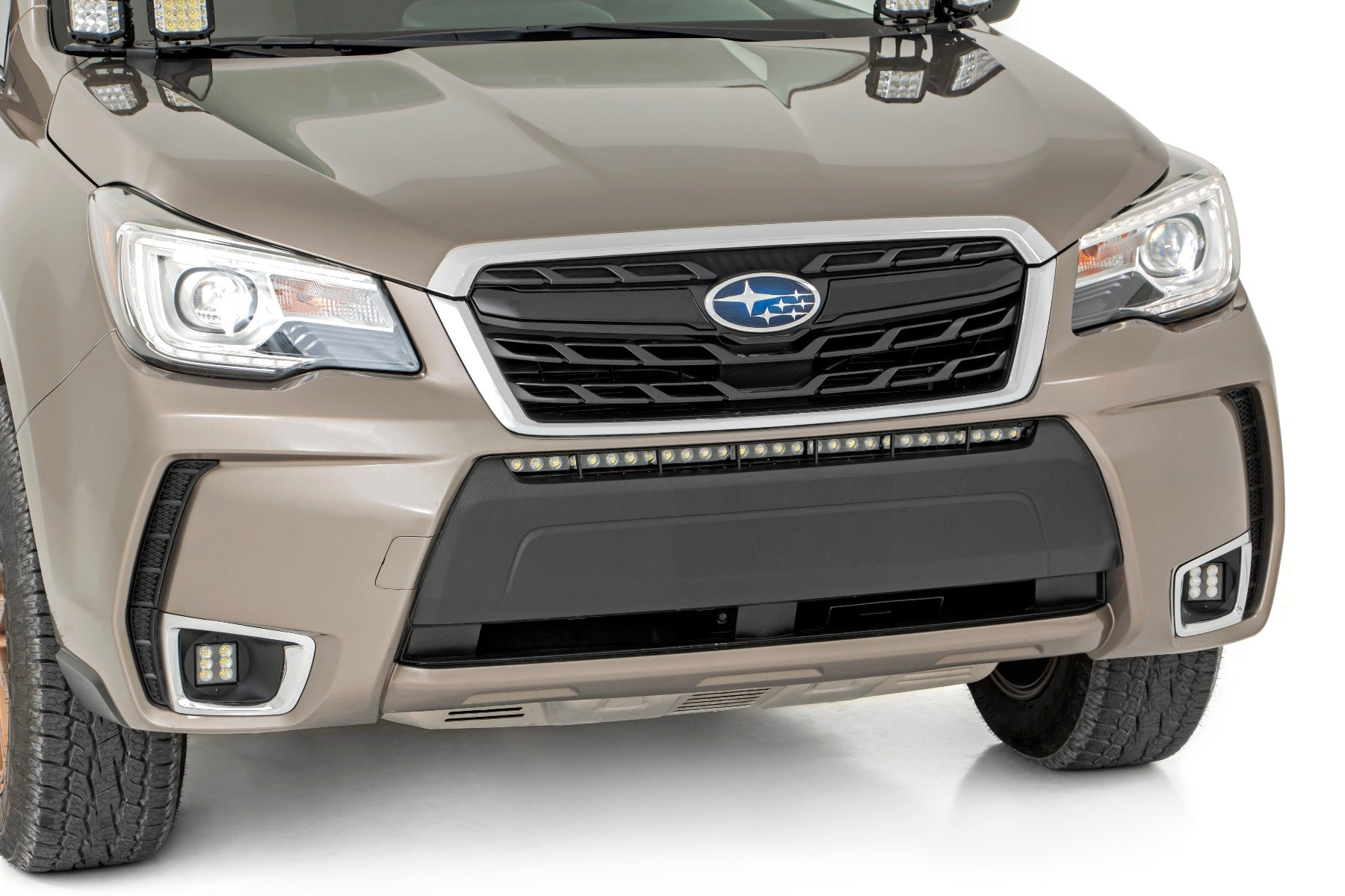 Subaru Led Fog Light Kit Flood Beam (14-18 Forester)