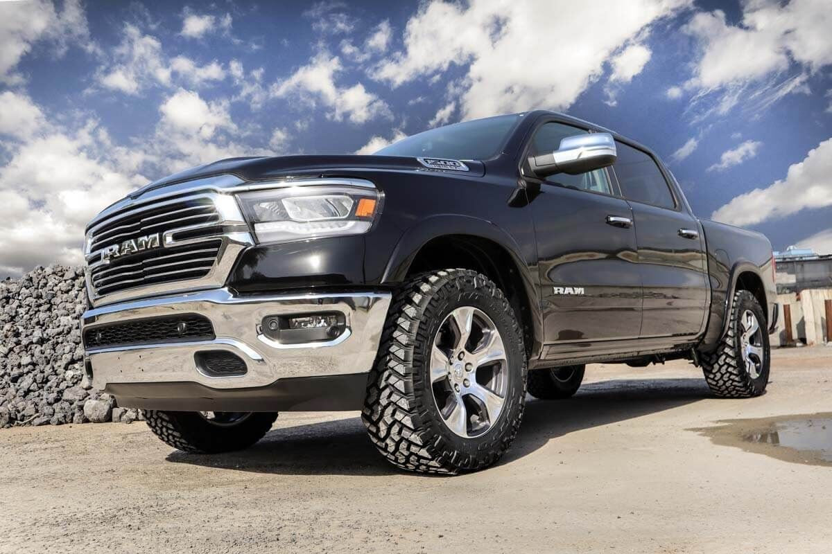 2in Ram Leveling Lift Kit (19-20 Ram 1500 4WD | AIR RIDE)