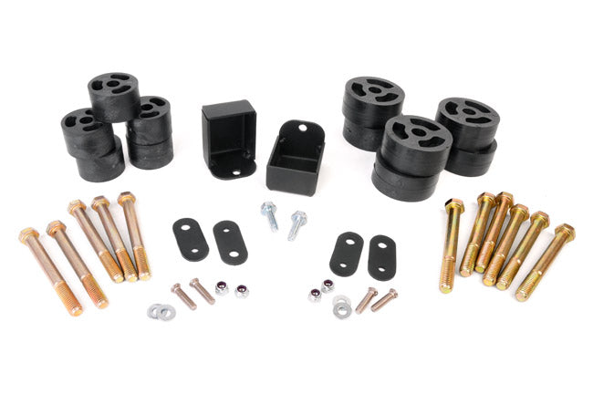 1.25IN JEEP BODY LIFT KIT (MAN TRANS)
