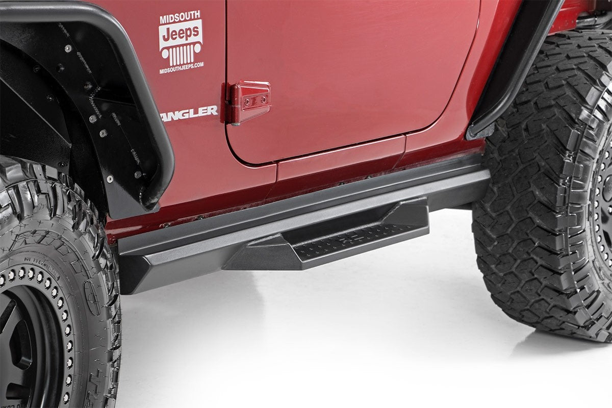 JEEP DS2 DROP STEPS (07-18 WRANGLER JK | 2-DOOR)