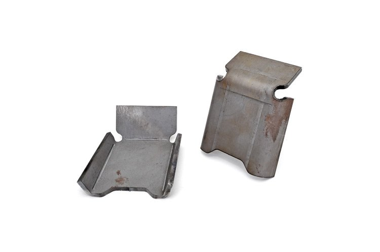 Jeep Front Control Arm Skid Plates (07-18 Wrangler JK)