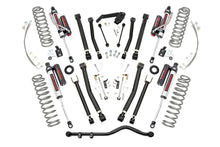 4IN JEEP X-SERIES SUSPENSION LIFT KIT (07-18 WRANGLER JK UNLIMITED)