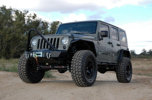 6IN JEEP X-SERIES SUSPENSION LIFT KIT (07-18 JK WRANGLER UNLIMITED)
