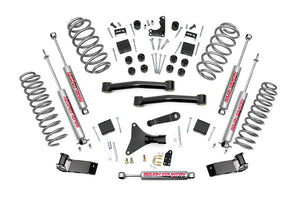 4IN JEEP SUSPENSION LIFT KIT (99-04 GRAND CHEROKEE WJ)