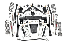 4IN JEEP LONG ARM SUSPENSION LIFT KIT (99-04 GRAND CHEROKEE WJ)