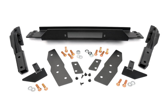 JEEP WINCH MOUNTING PLATE (99-04 GRAND CHEROKEE WJ)