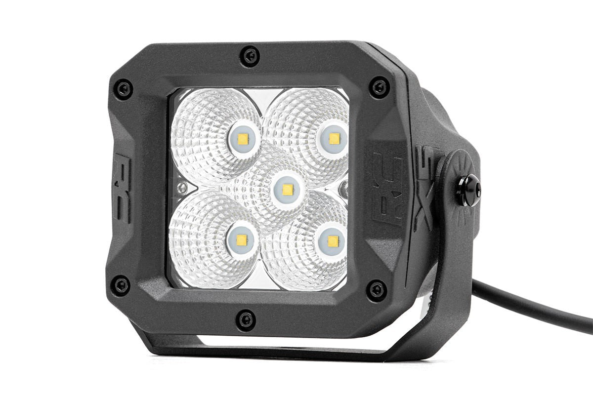 2-INCH SQUARE CREE LED LIGHTS - (PAIR | X5 SERIES)