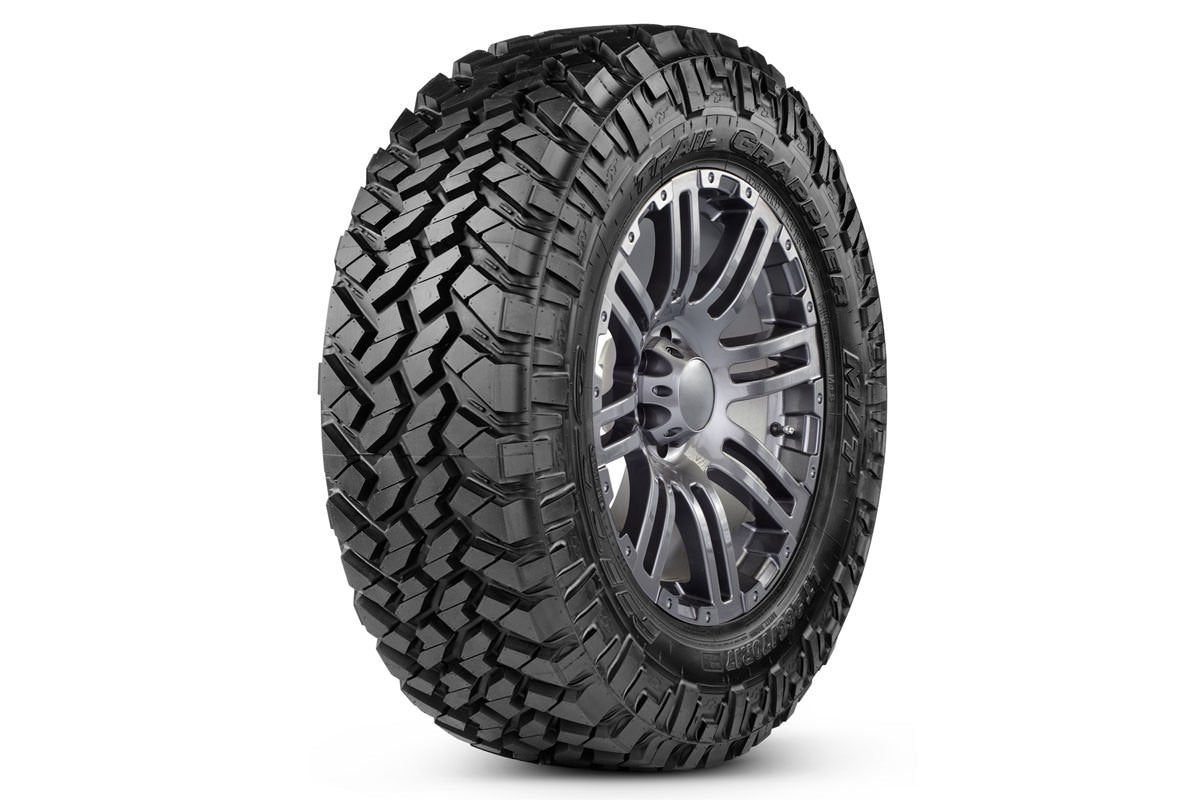 37x12.50R20LT, Nitto Trail Grappler M/T