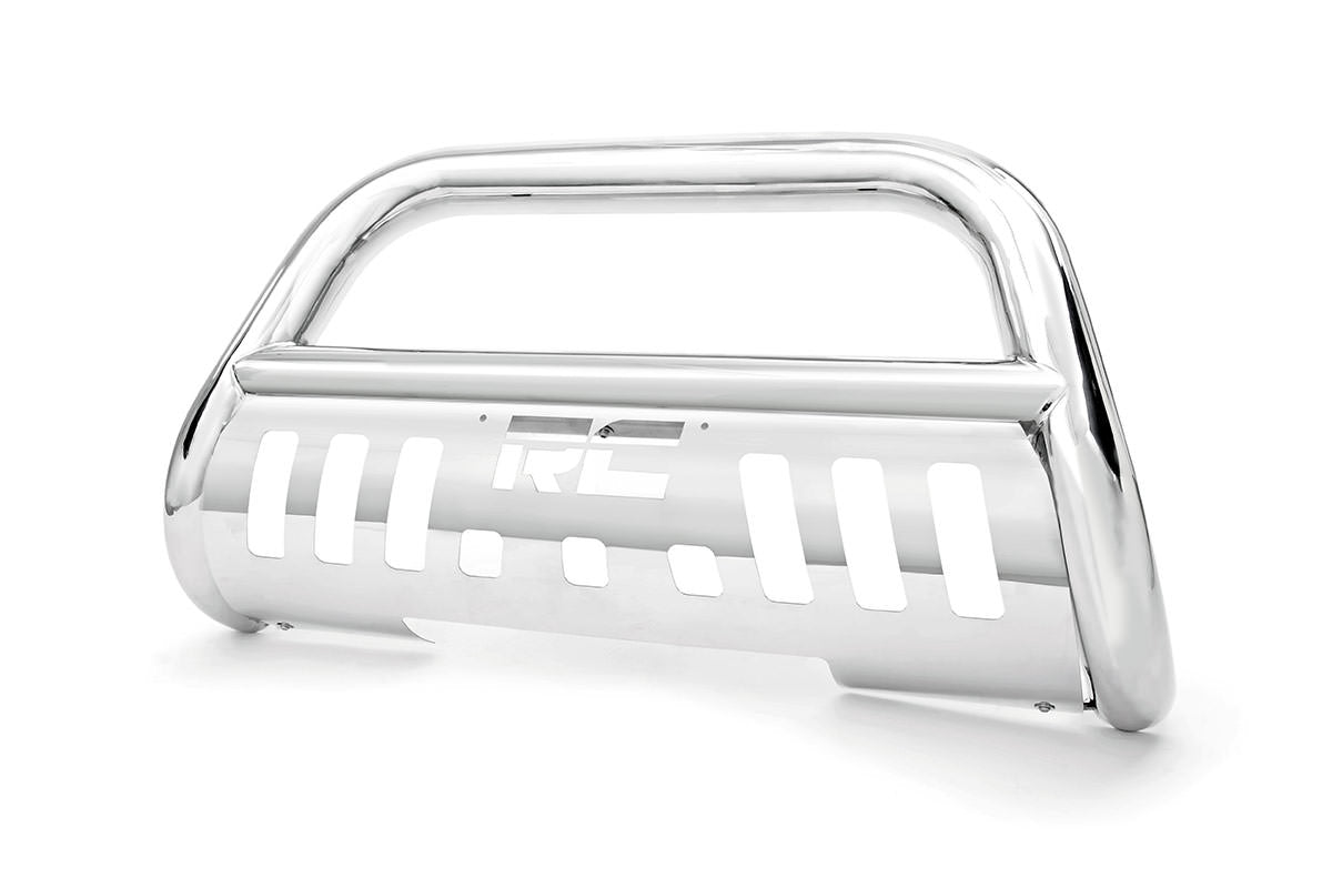 DODGE 10-18 RAM 2500/3500 BULL BAR (STAINLESS STEEL)