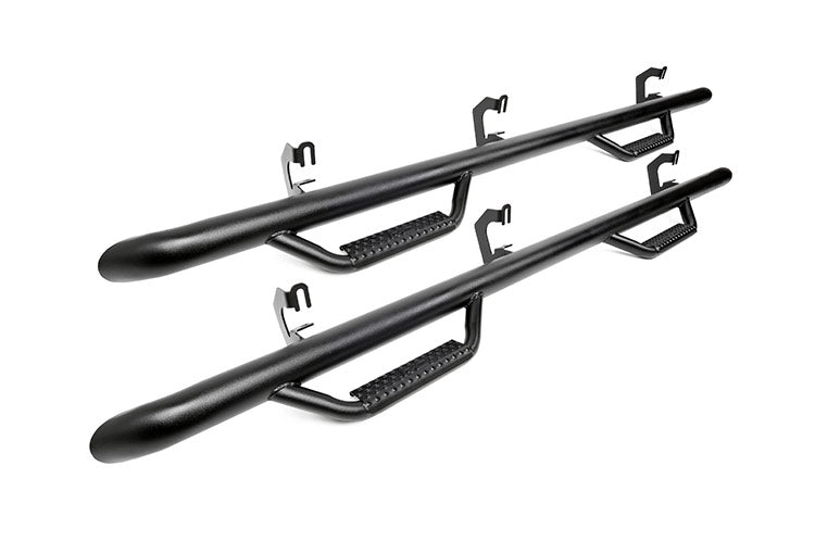 DODGE CAB LENGTH NERF STEPS (09-15 RAM 1500 CREW CAB)