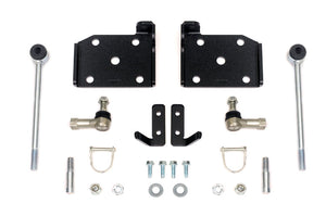 Front Sway Bar Quick Disconnects for 4-6-inch Lifts