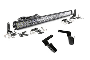 TOYOTA 30IN LED BUMPER KIT (07-14 FJ CRUISER)