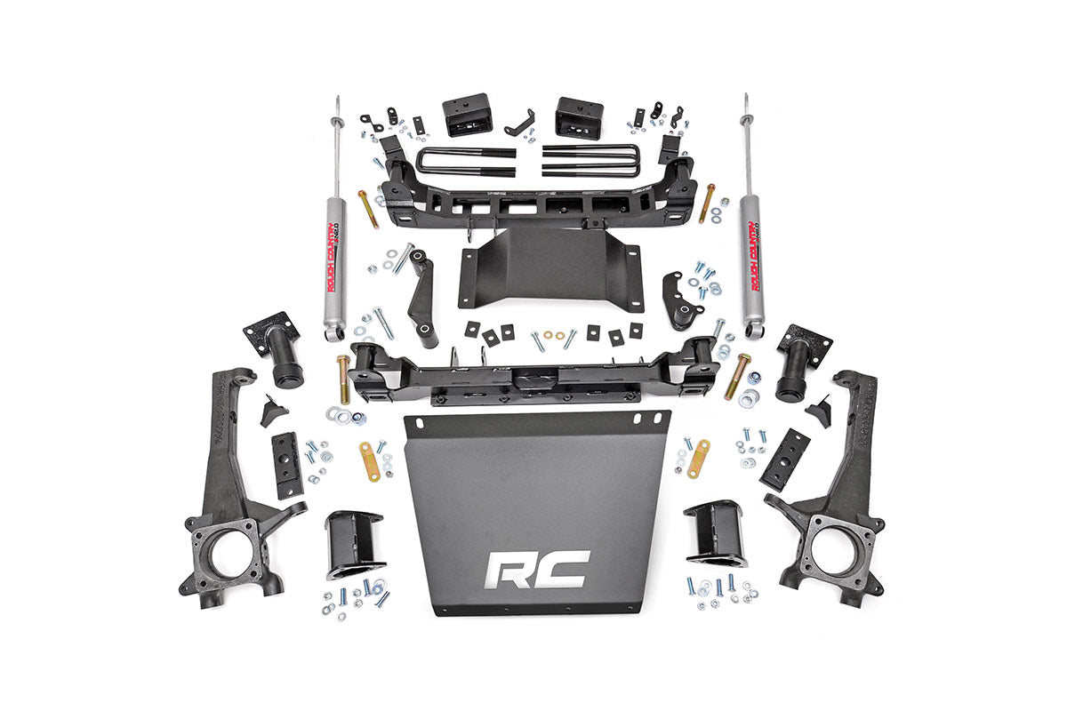 4IN TOYOTA SUSPENSION LIFT KIT