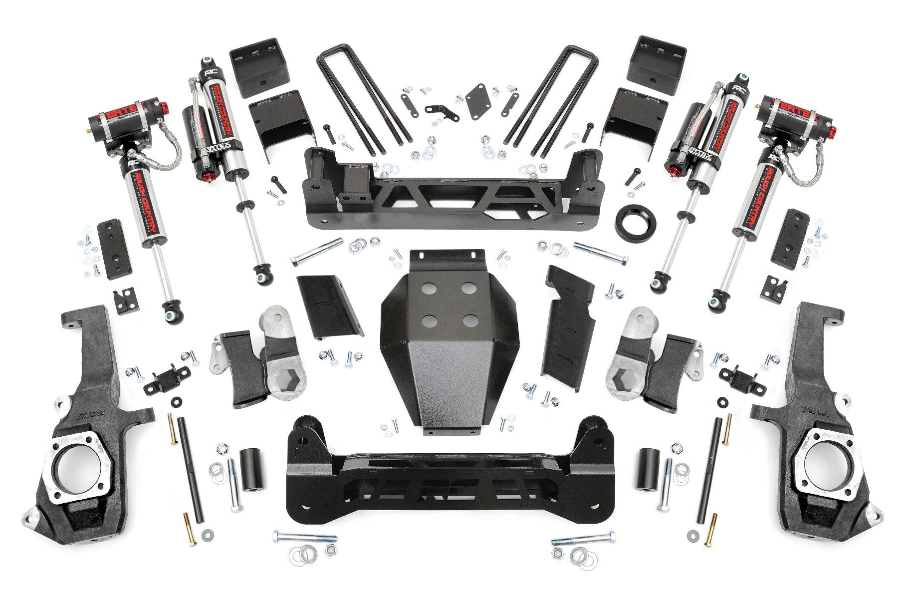 7.5in GM NTD Suspension Lift Kit | Vertex (11-19 2500HD/3500HD)