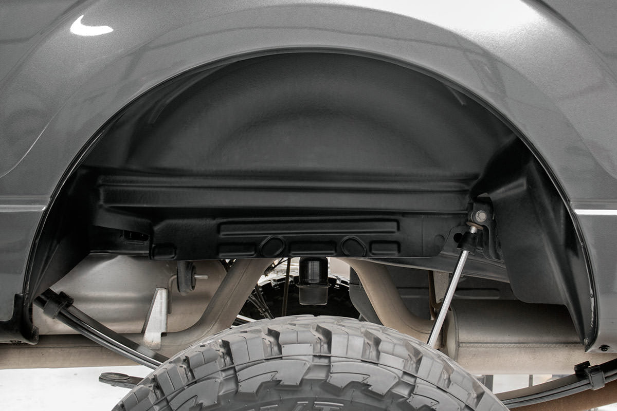 FORD REAR WHEEL WELL LINERS (09-16 F-250/350 SUPER DUTY)