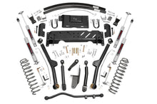 4.5IN JEEP LONG ARM SUSPENSION LIFT KIT (84-01 XJ CHEROKEE)