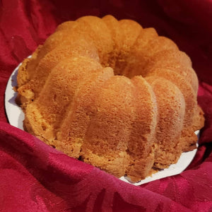 Mini Cream Cheese Pound Cake - Rosena's Creation, LLC